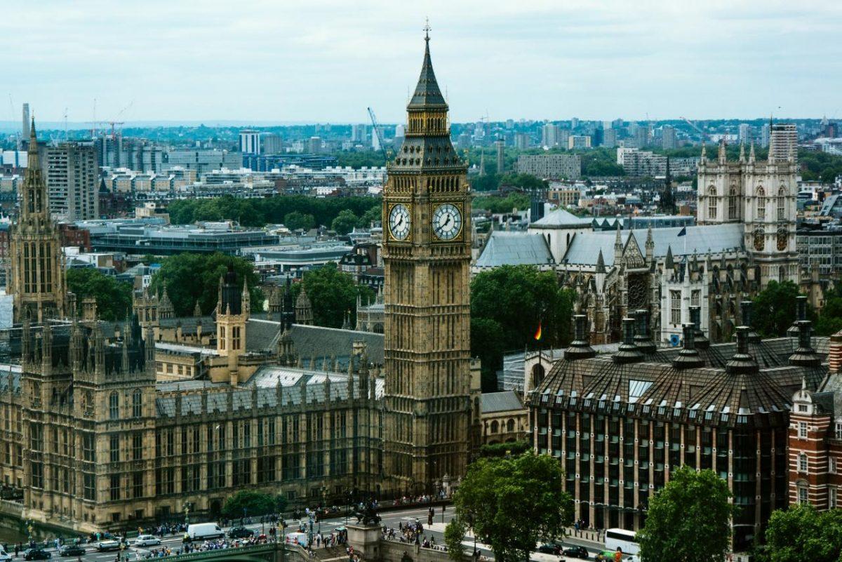 英國政府和政治制度