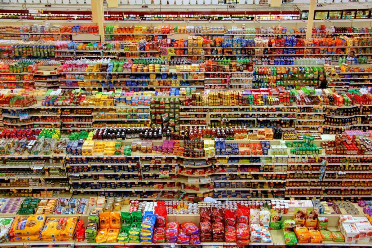 英國的超市和雜貨店