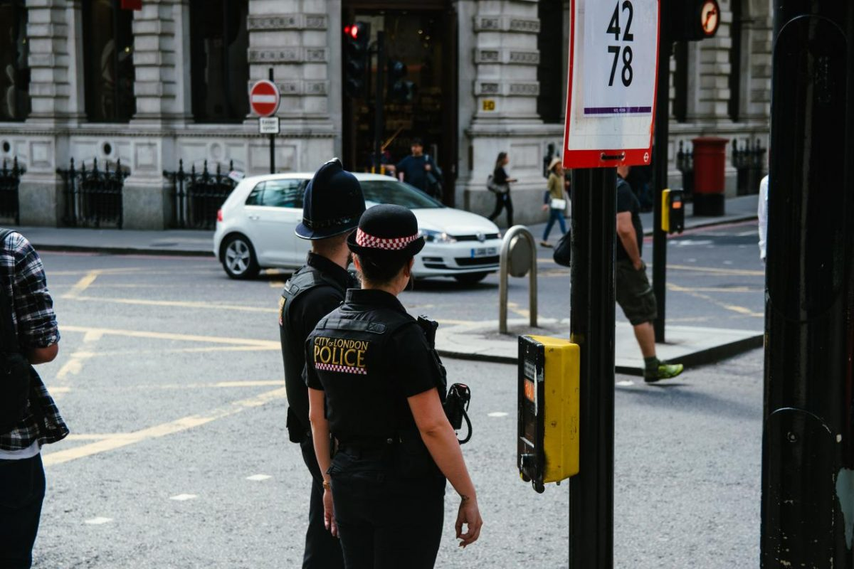 英國的犯罪和法律制度