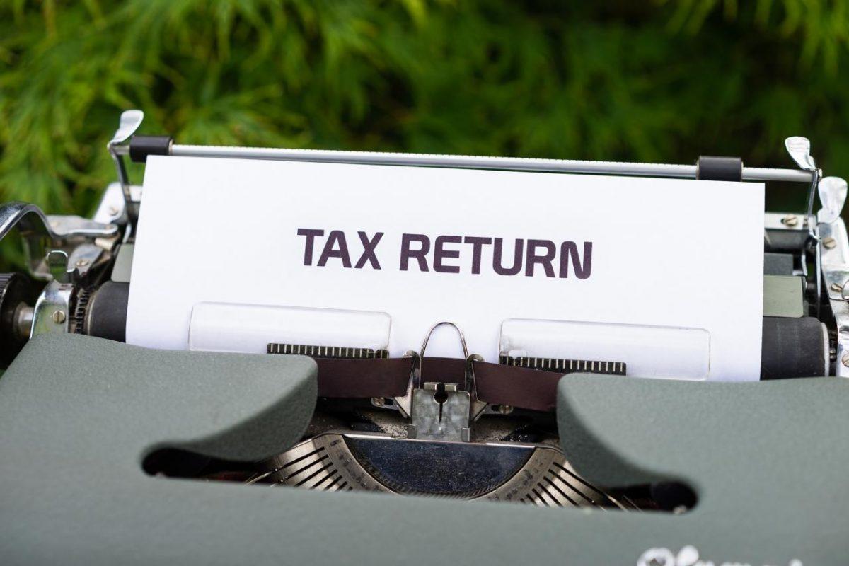 如何在英國報稅
