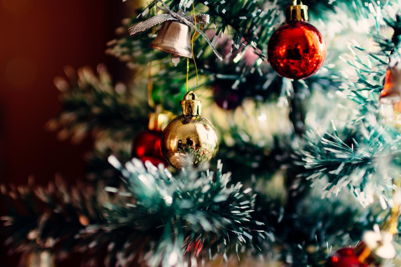 在英國慶祝聖誕節