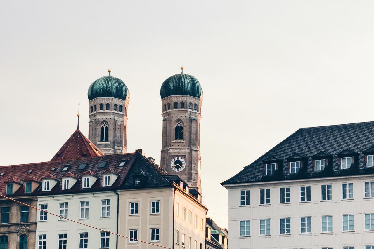 德國最適合居住的城市