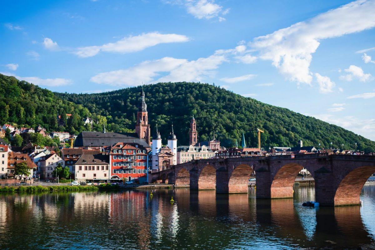德國最受歡迎的景點:在海德堡時,前往山丘